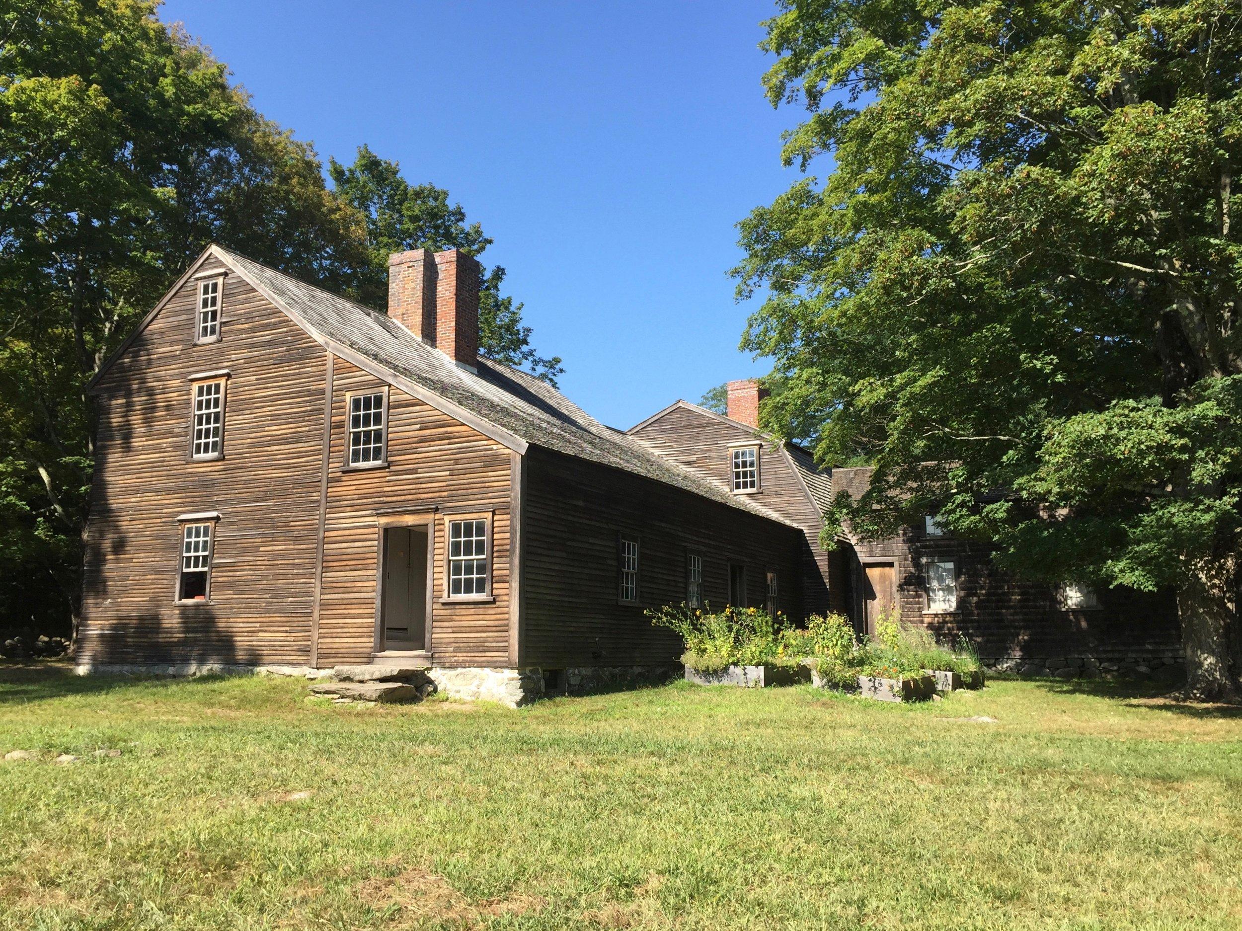 Hartwell Tavern Minute Man National Park Lexington MA New England