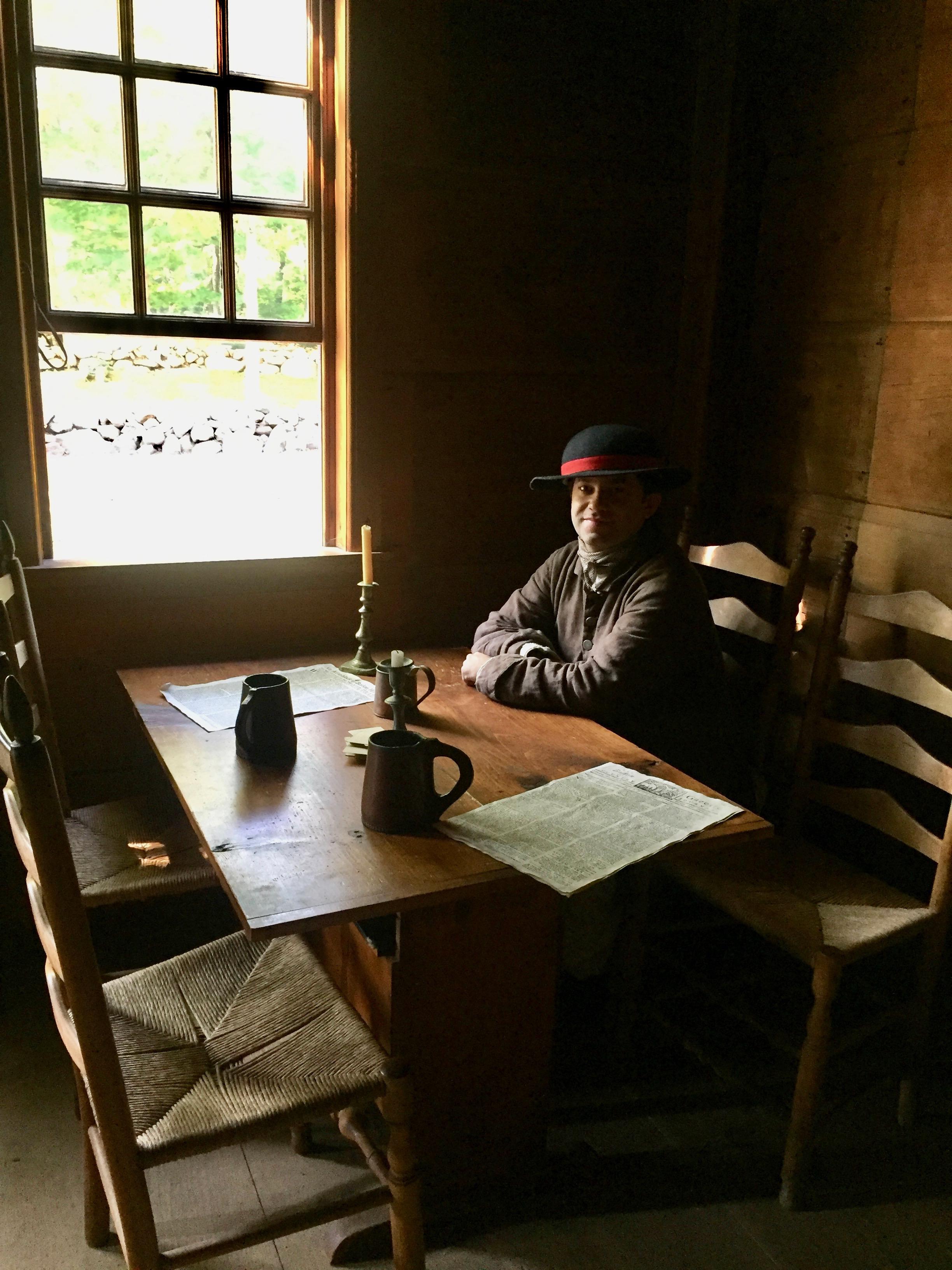 Lexington MA Hartwell Tavern