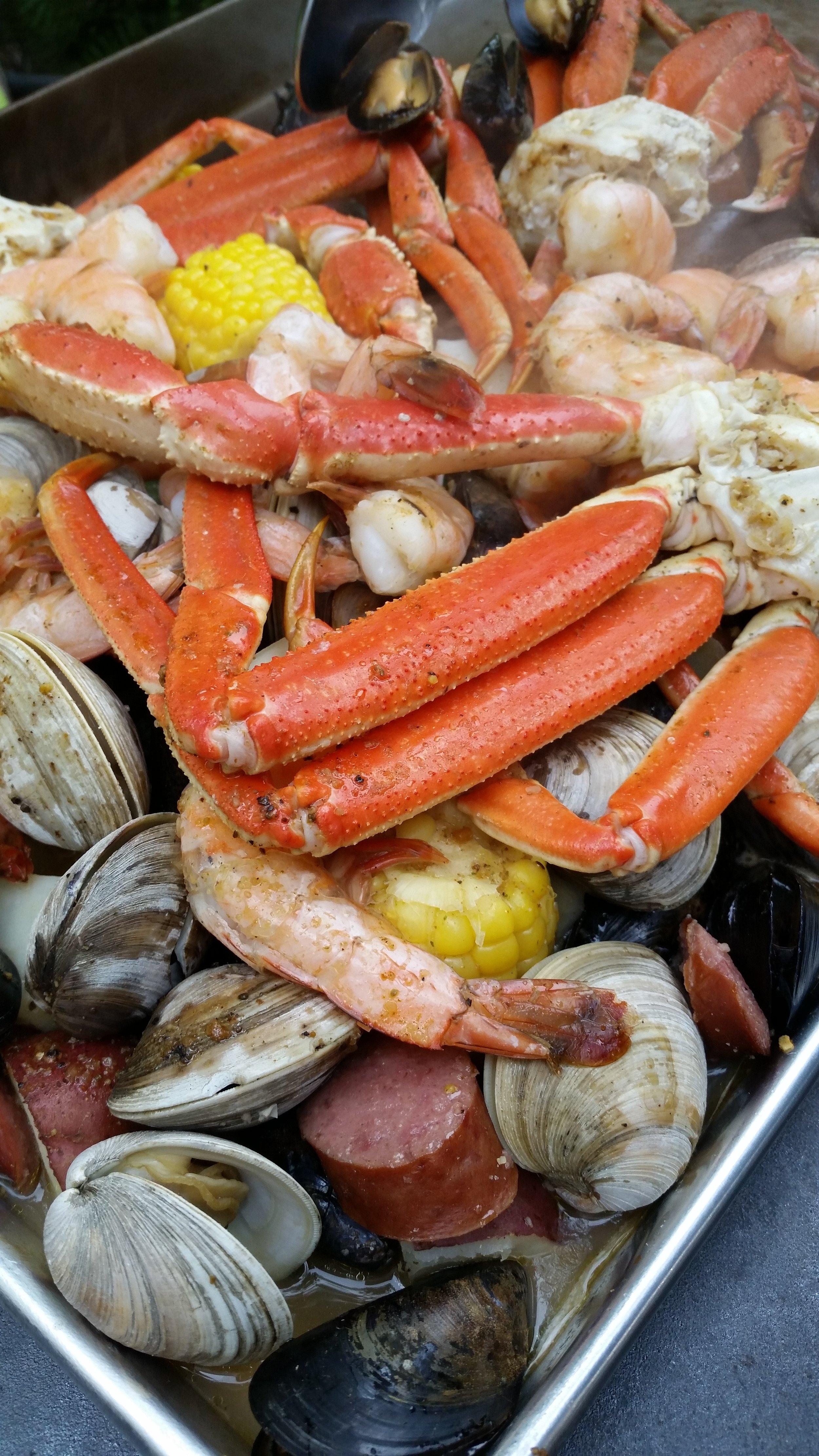Summer Seafood Boil Recipe