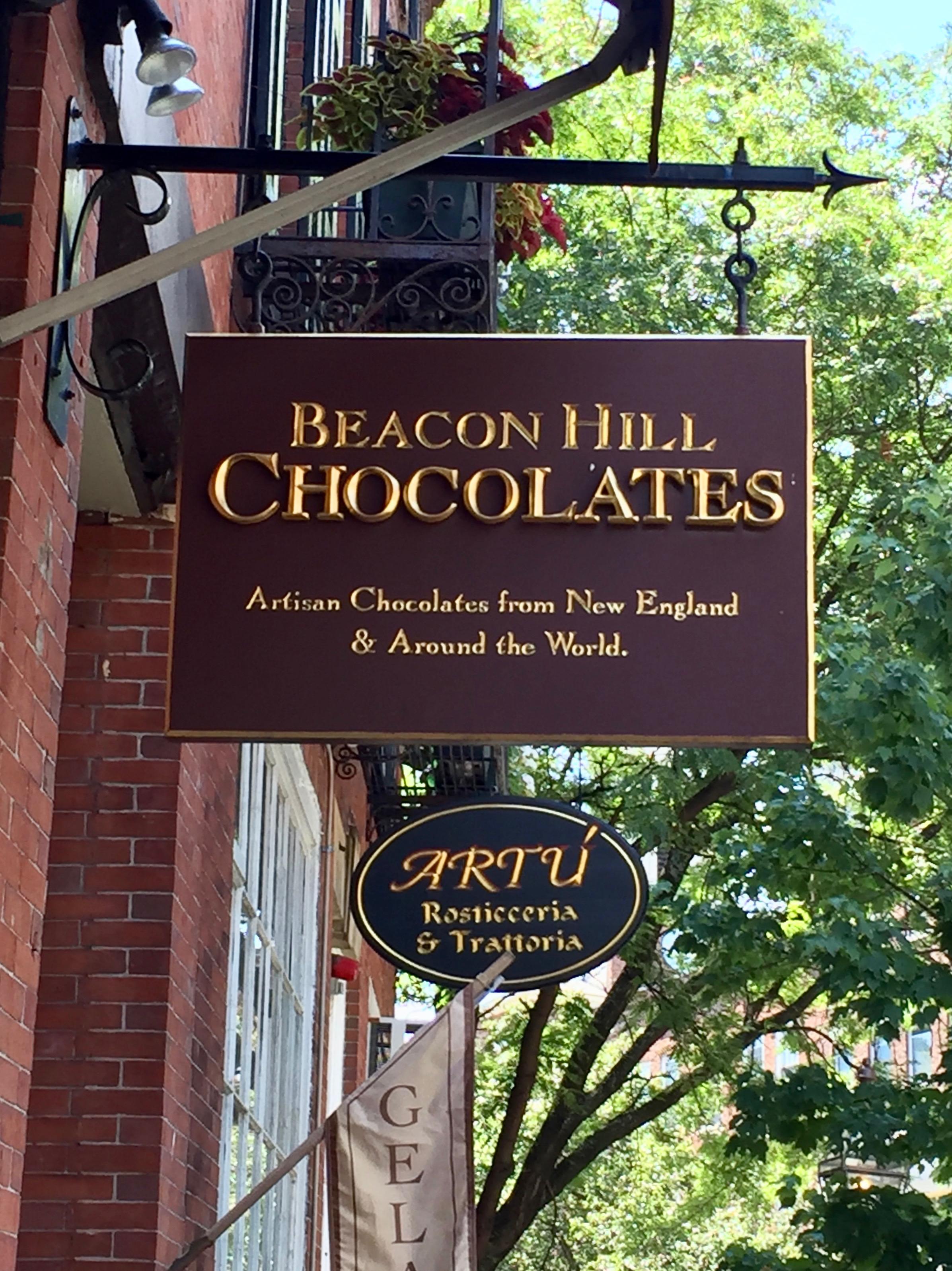 Beacon Hill Chocolates
