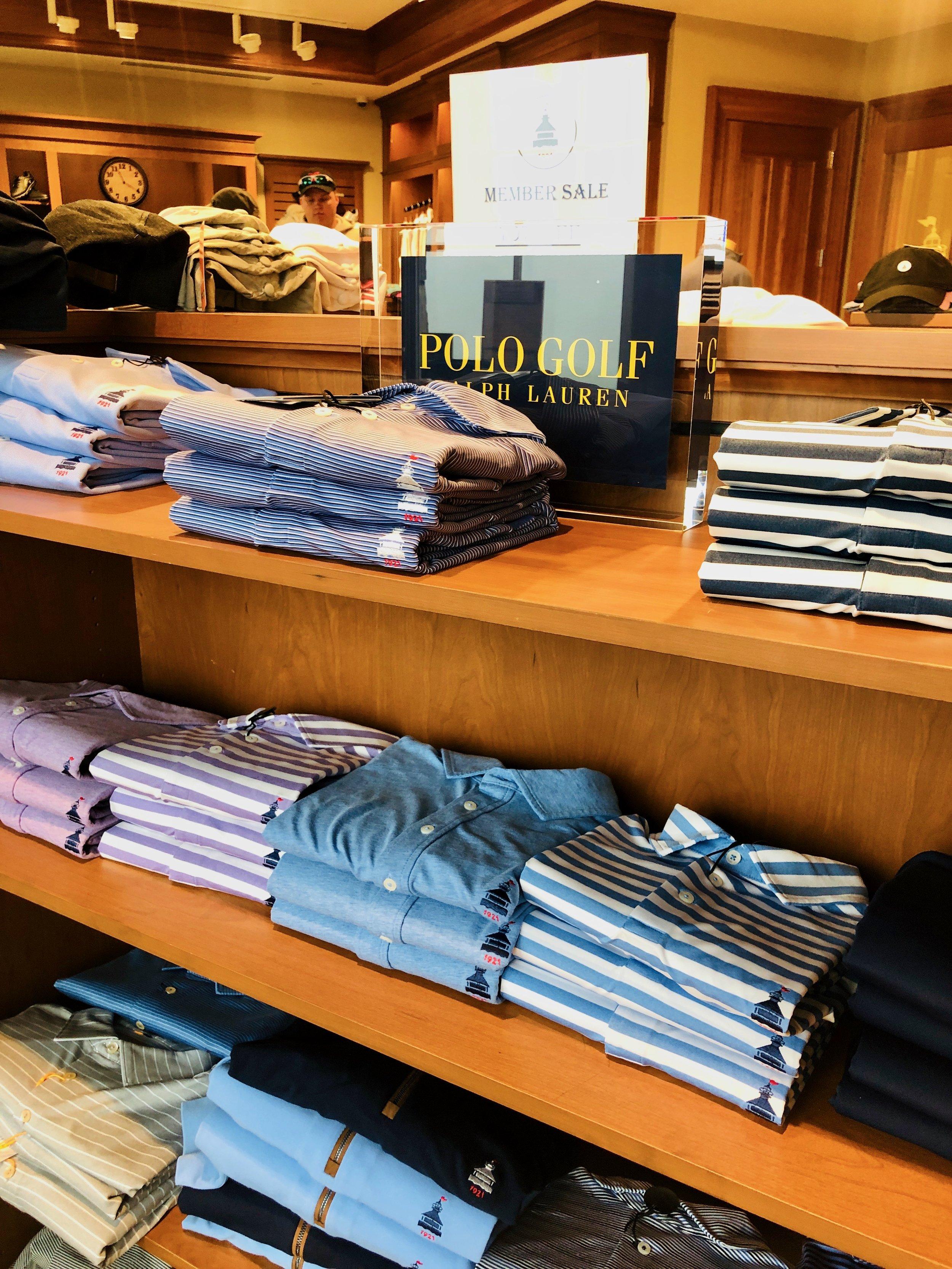pro shop Polo Golf Ralph Lauren