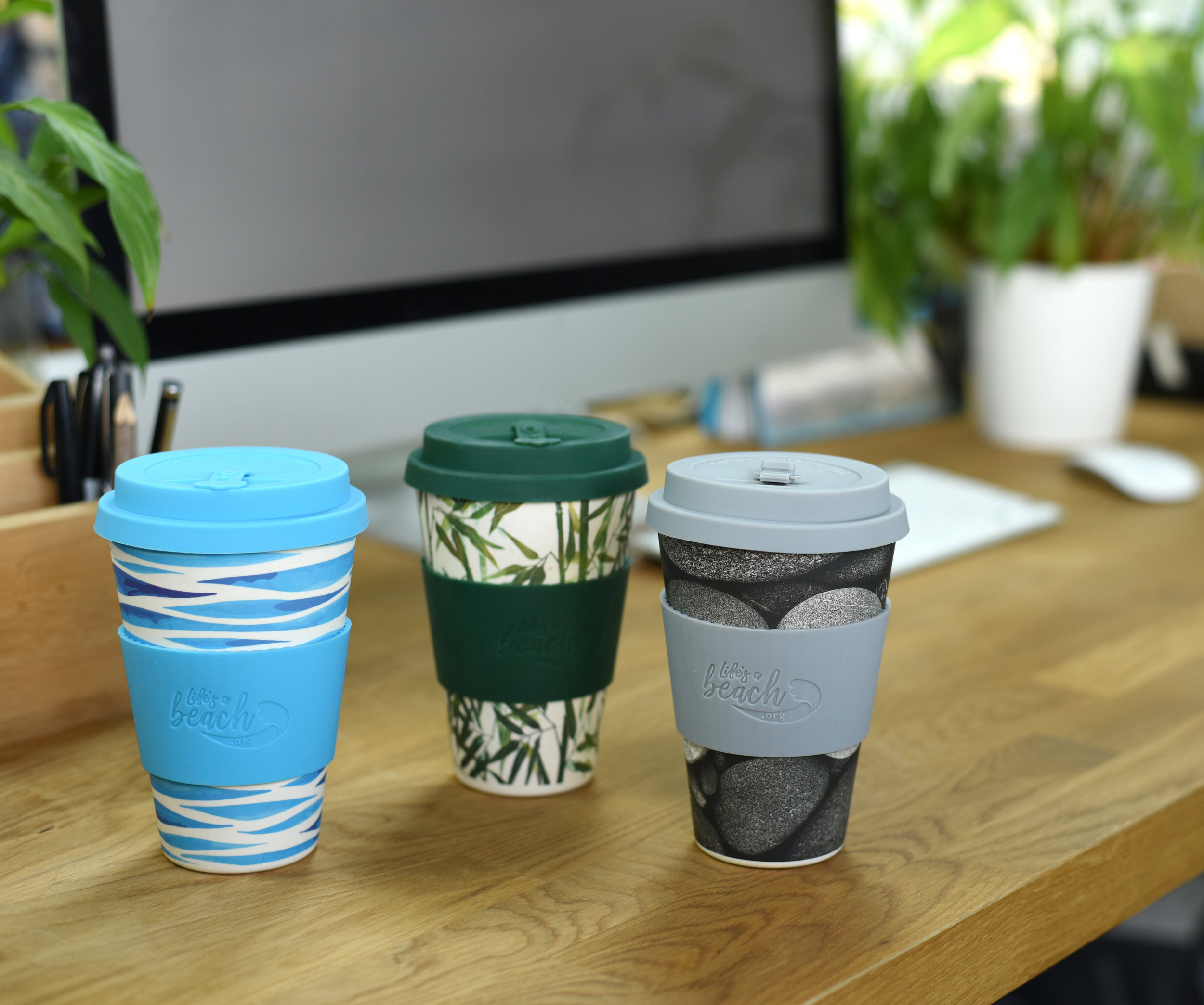 Life's a Beach recyclable coffee cups.jpg