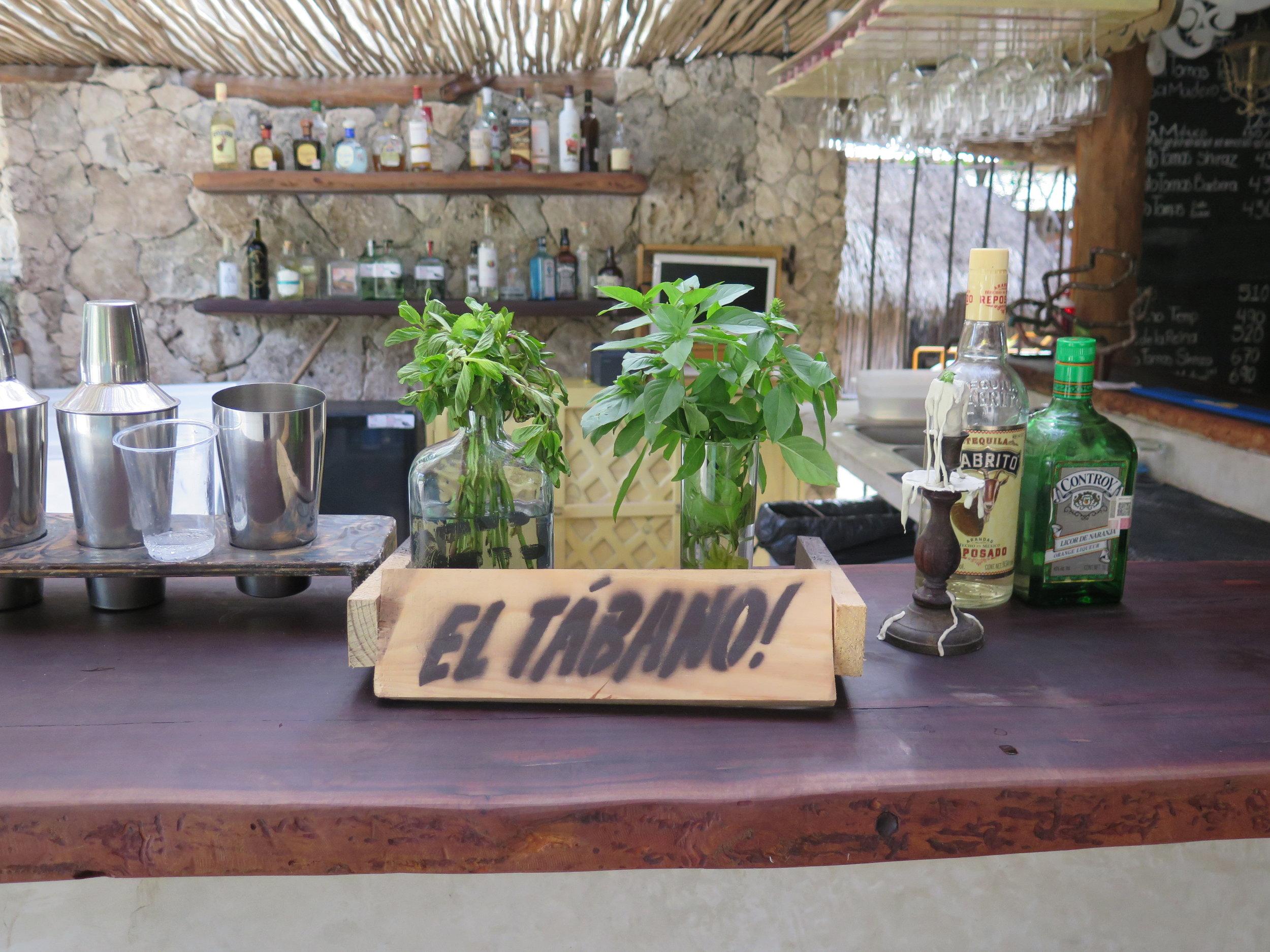 El Tabano, nice lunch spot