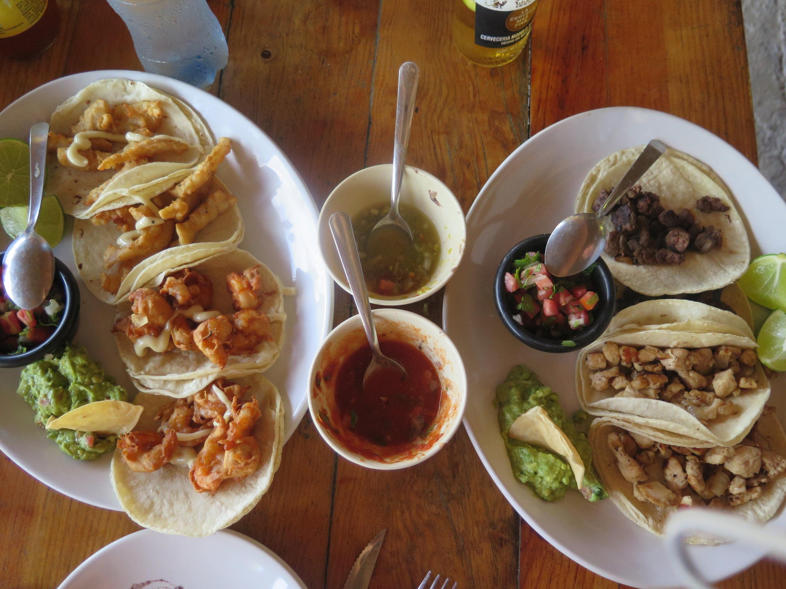 Tacos @ El Capitan