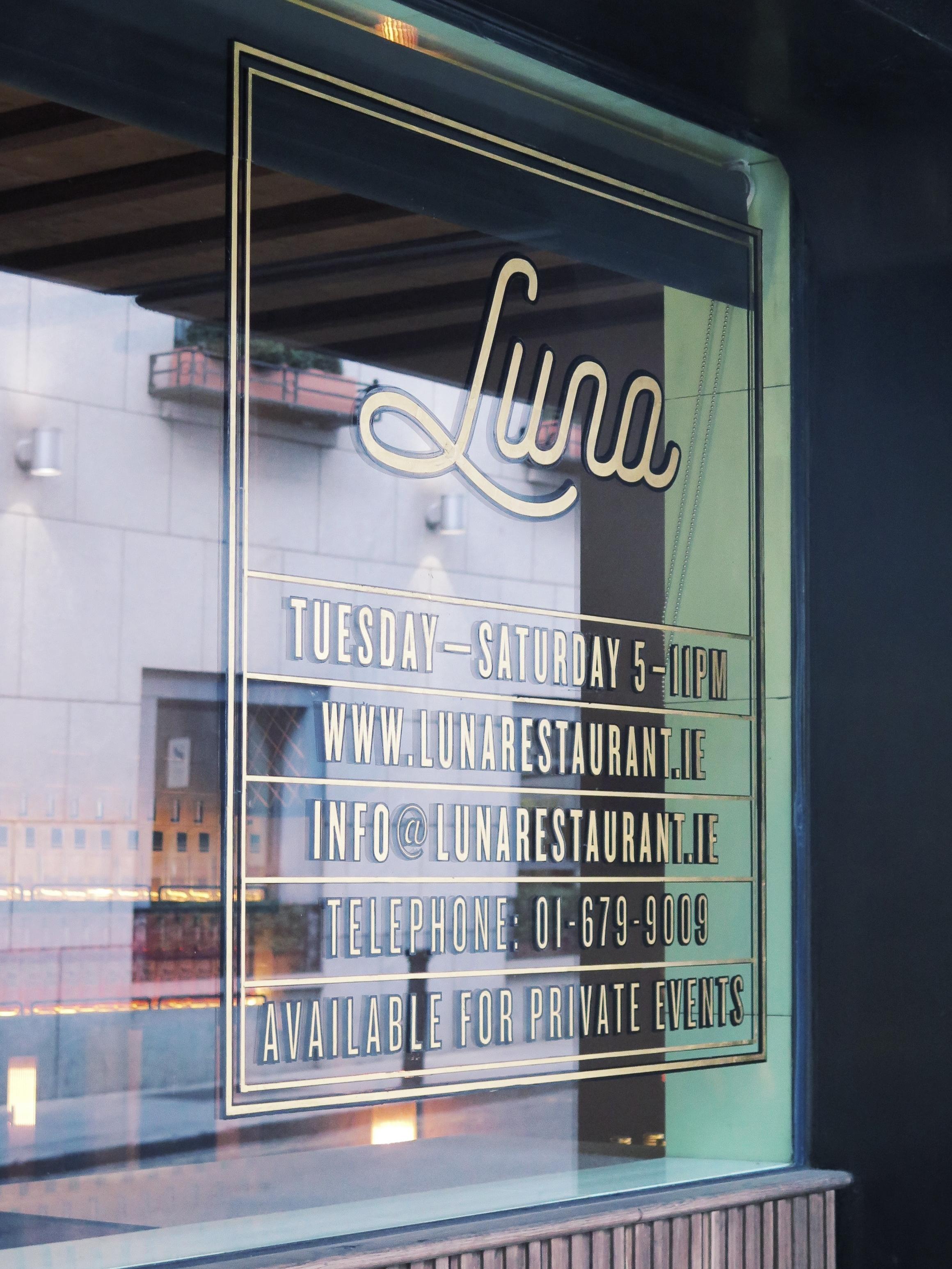 Luna Dublin review