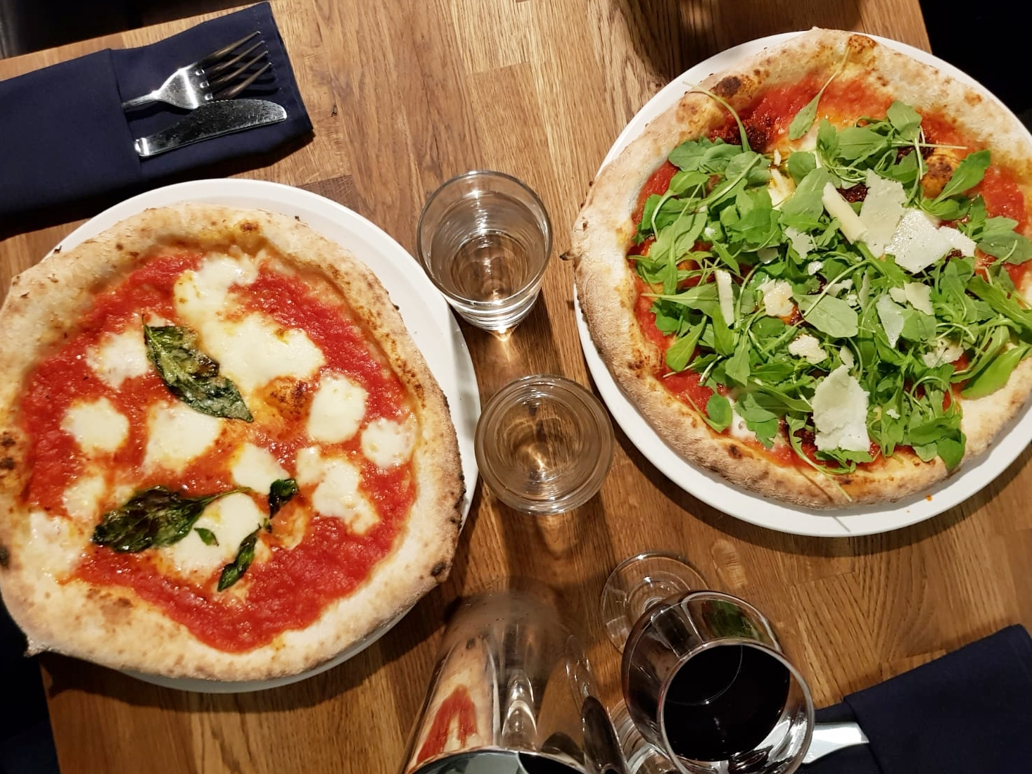 pizza forno 500