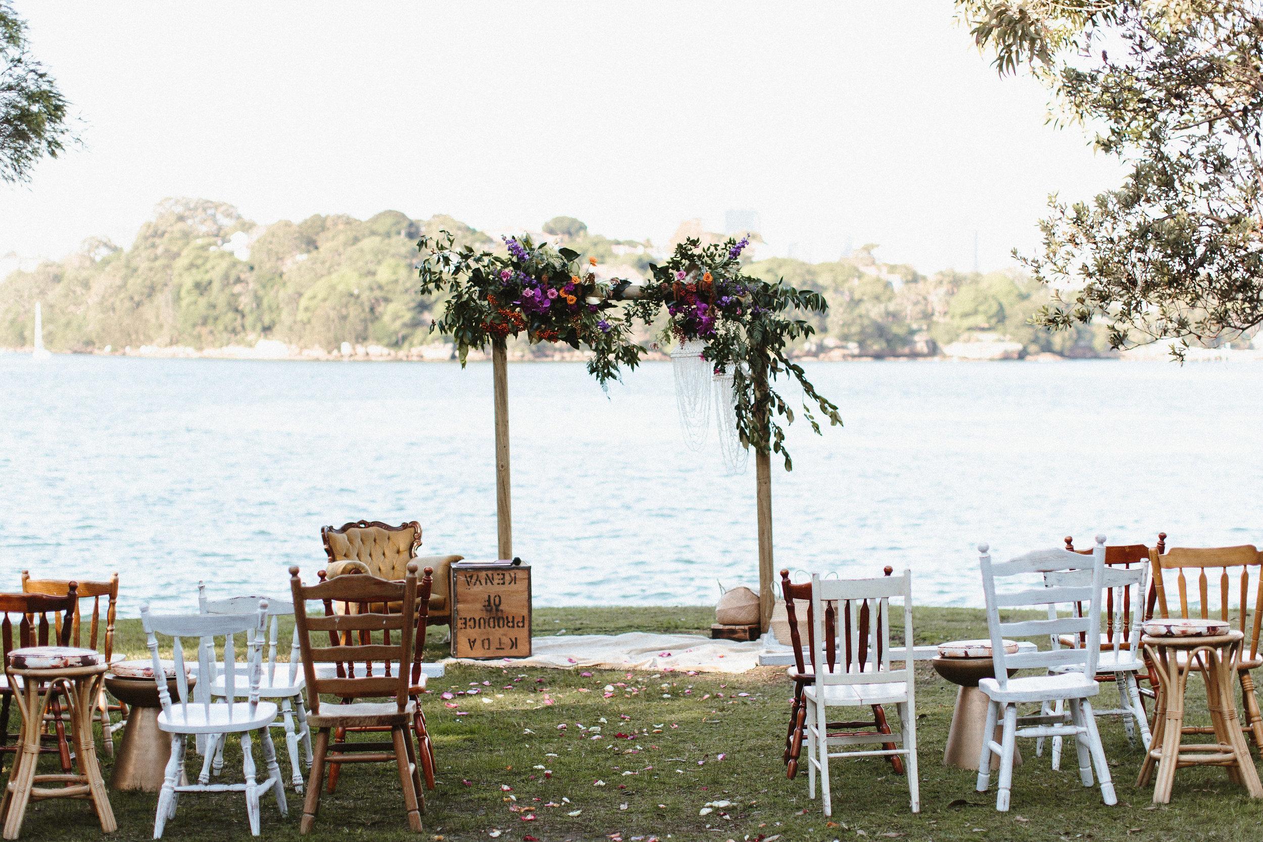 Bohemian Wedding Sydney