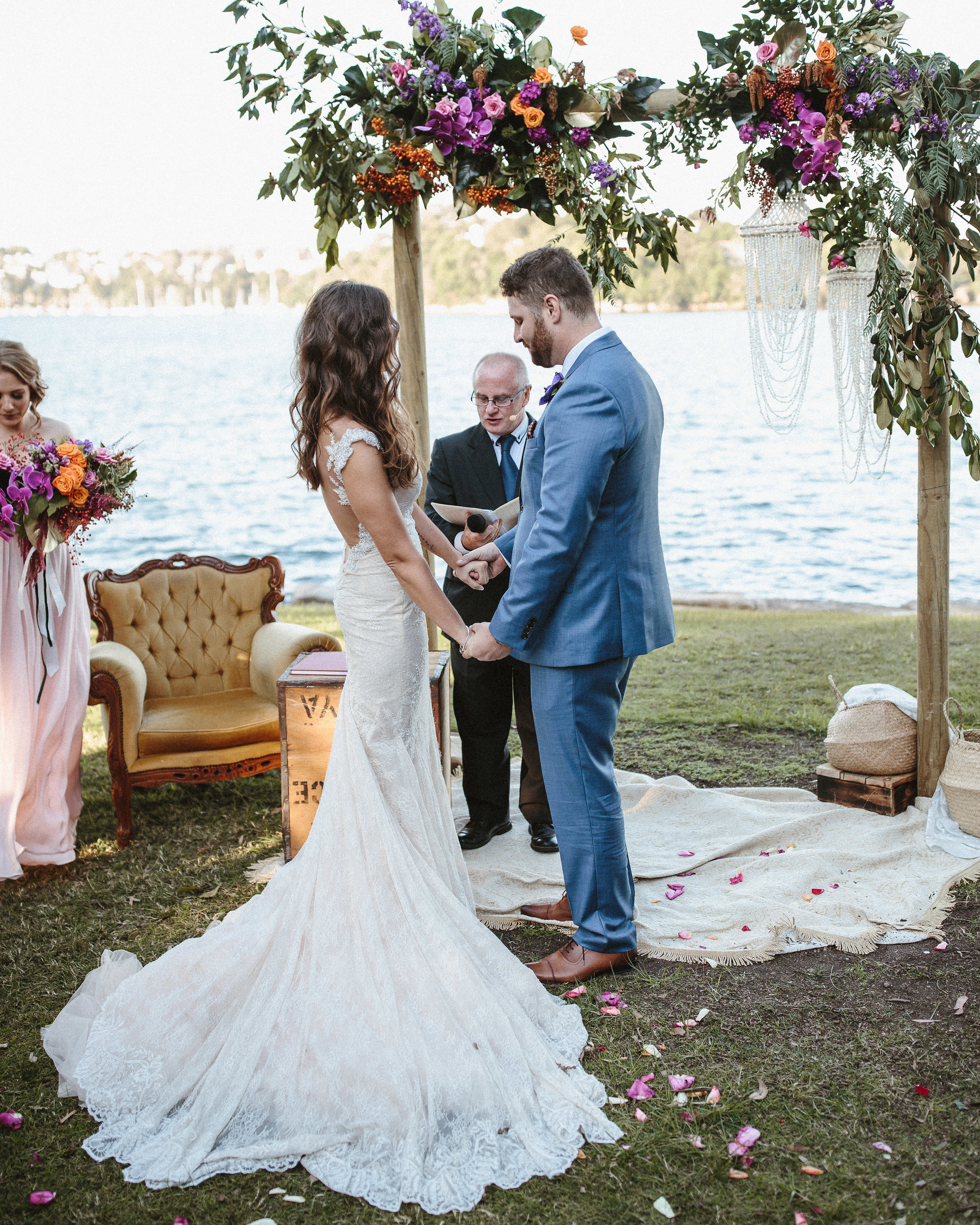 Bohemian Wedding Ceremony Sydney 2