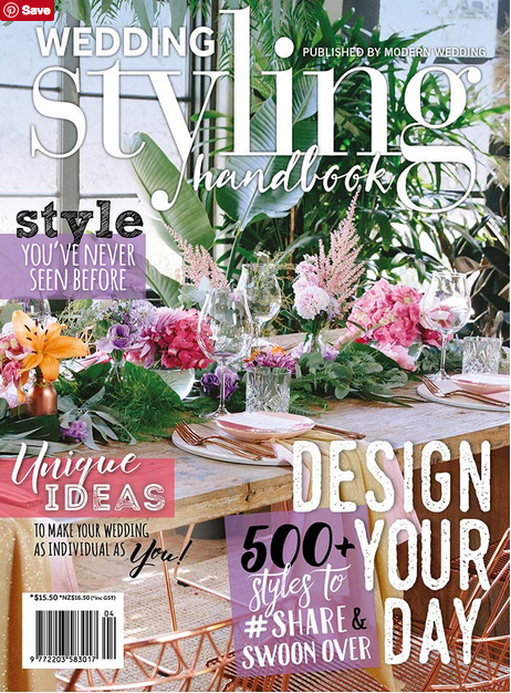 Modern Wedding top 25 stylist