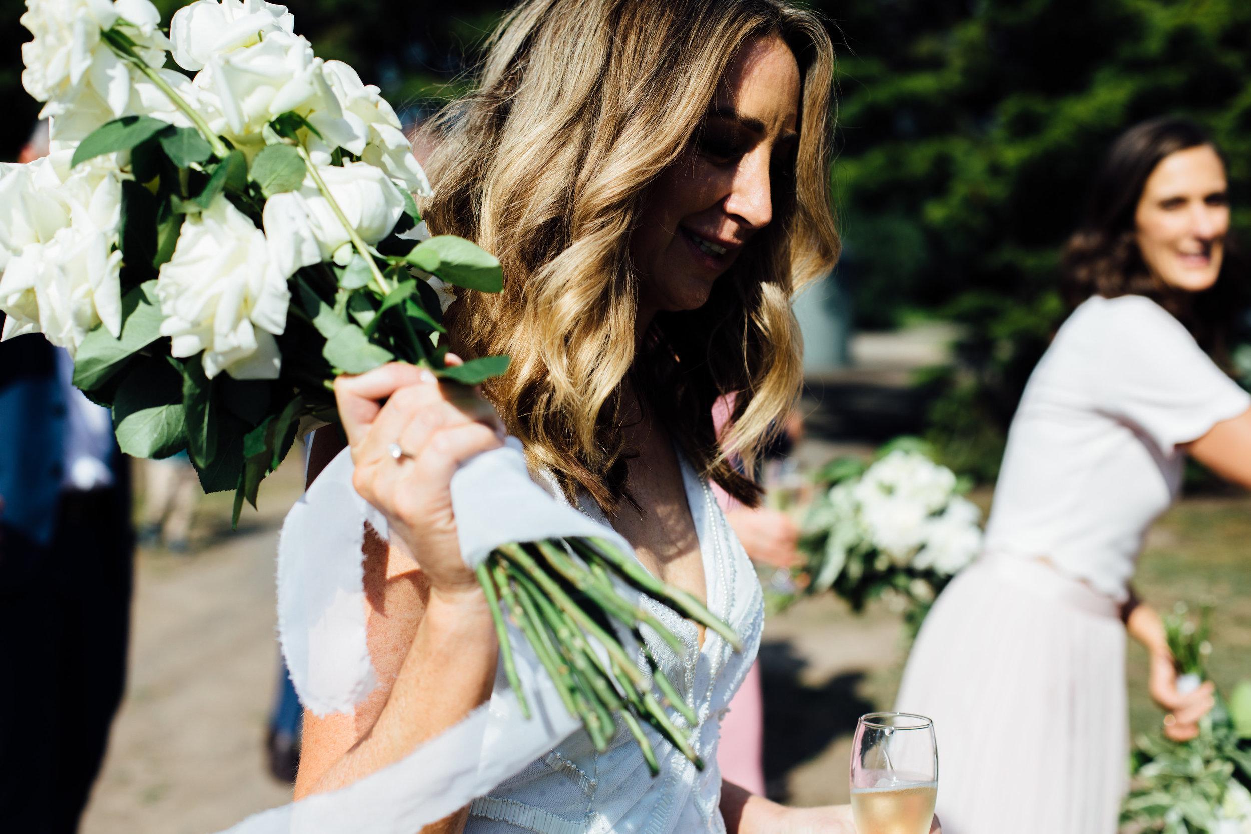 Jess + James Coastal Romance Bride