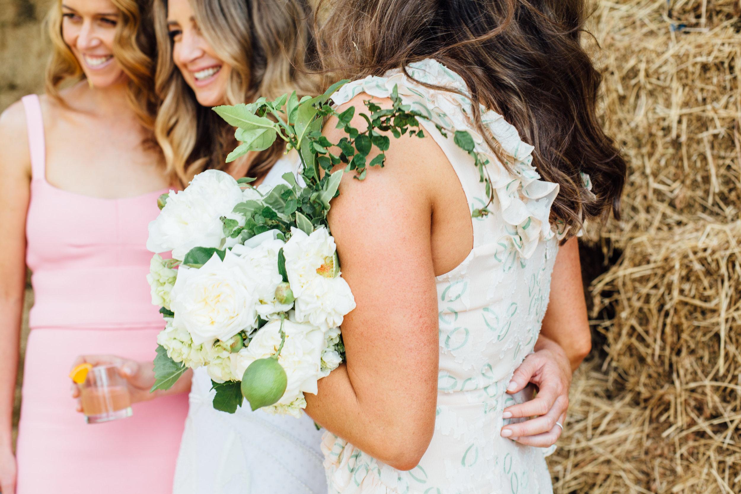 Jess + James Coastal Romance Bridesmaids