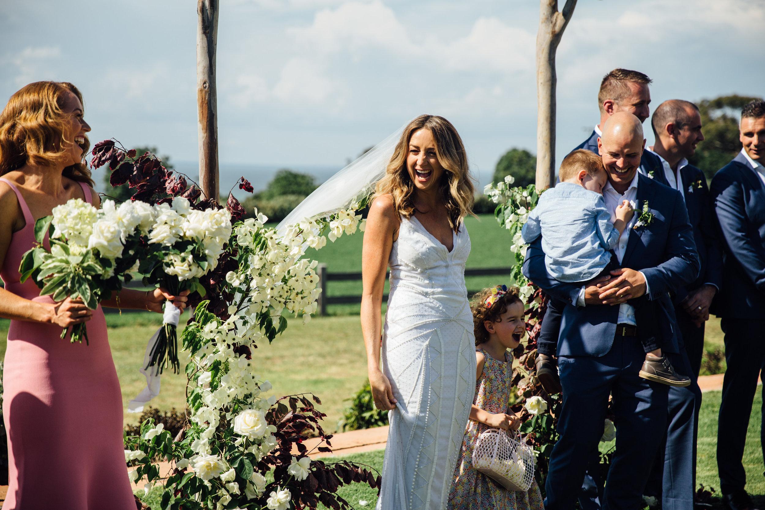 Jess + James Coastal Romance Brideveil