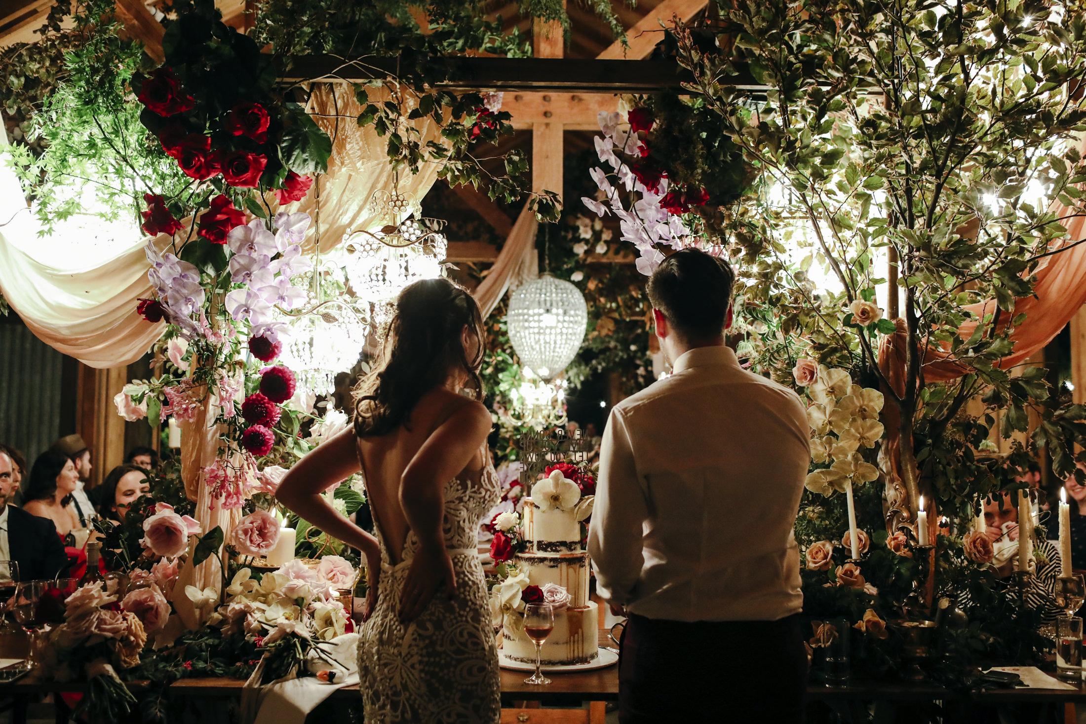 Amelia + Jono Merribee Secret Garden End Of Night Success