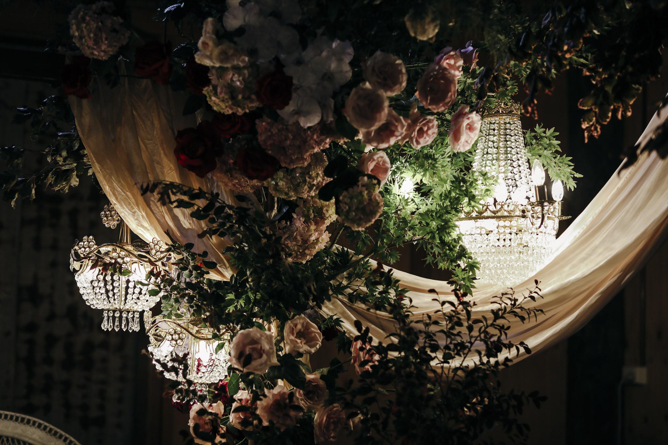 Amelia + Jono Secret Garden Moody Wedding Merribee