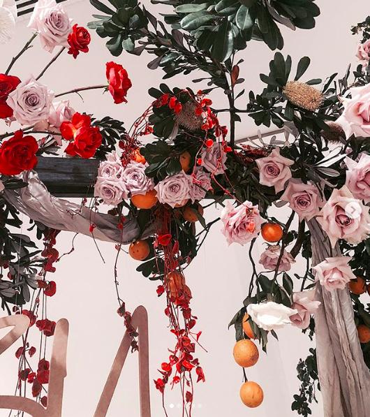 BU Day Beautiful Minds Bohemian Blooms closeup