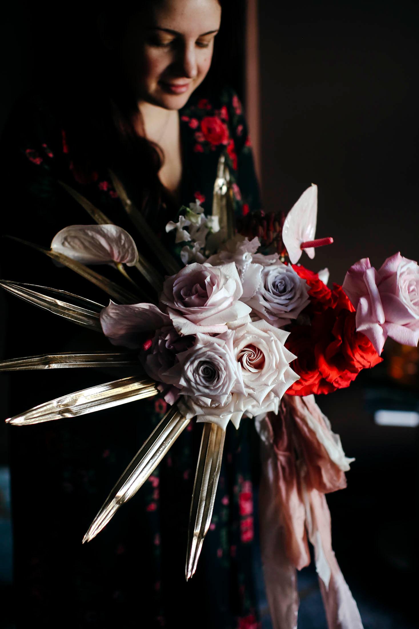 Lara + Cass bouquet