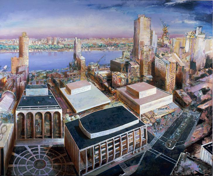 Paintings 2006-2007