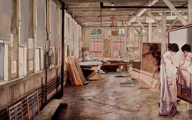 Paintings 2010-2011