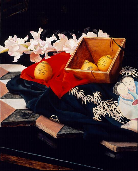 Inari and the Rice Bowl
