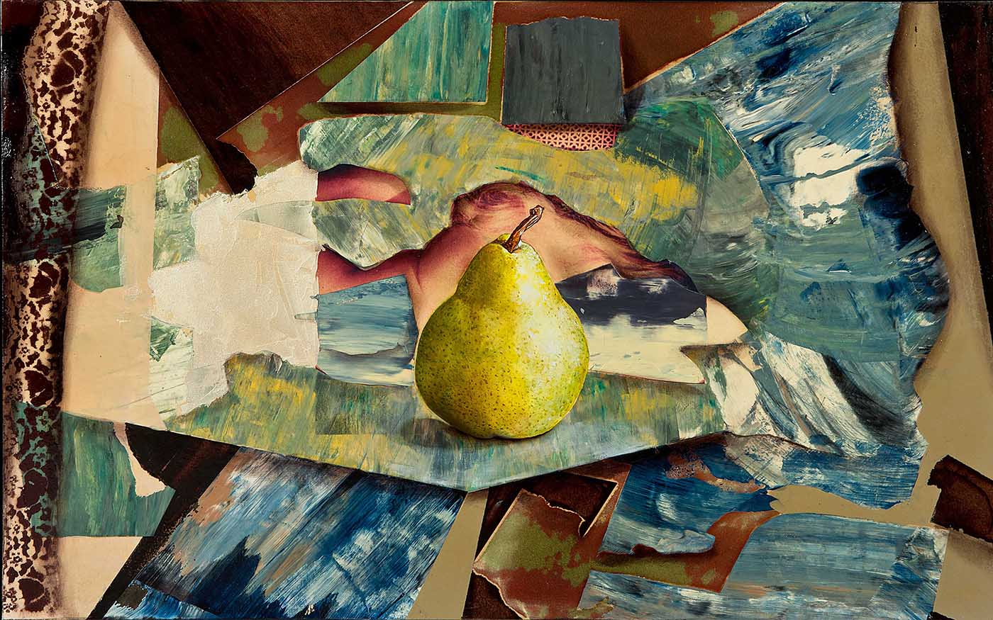 Pear with Inner Tensions
