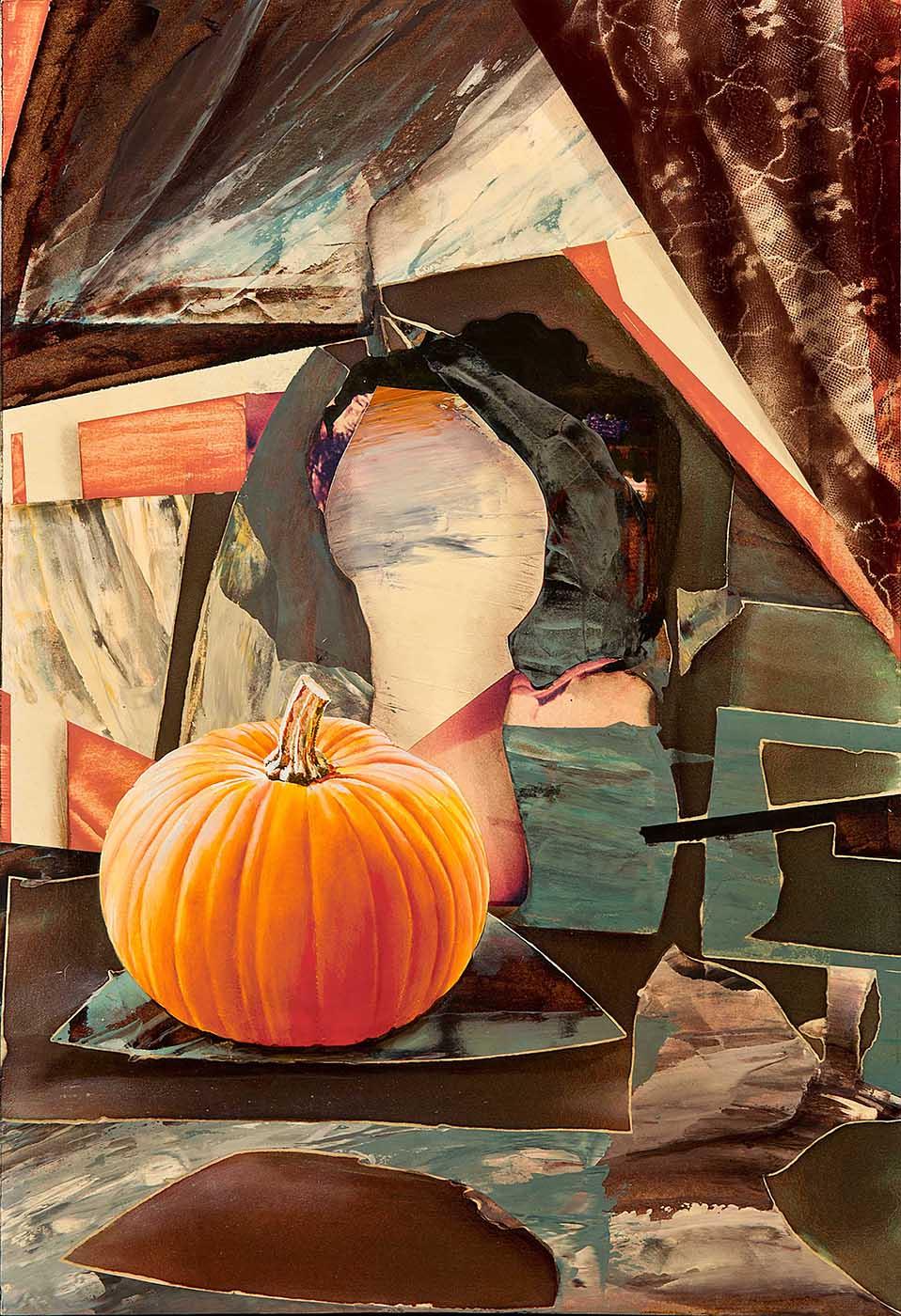 Pumpkin Waiting