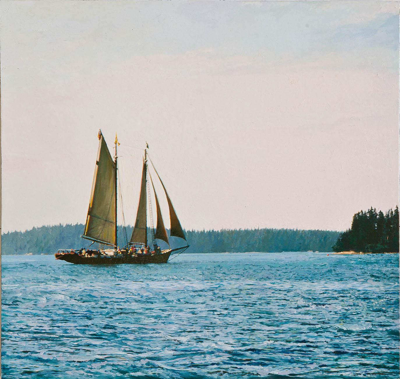 Maine Sea Winds