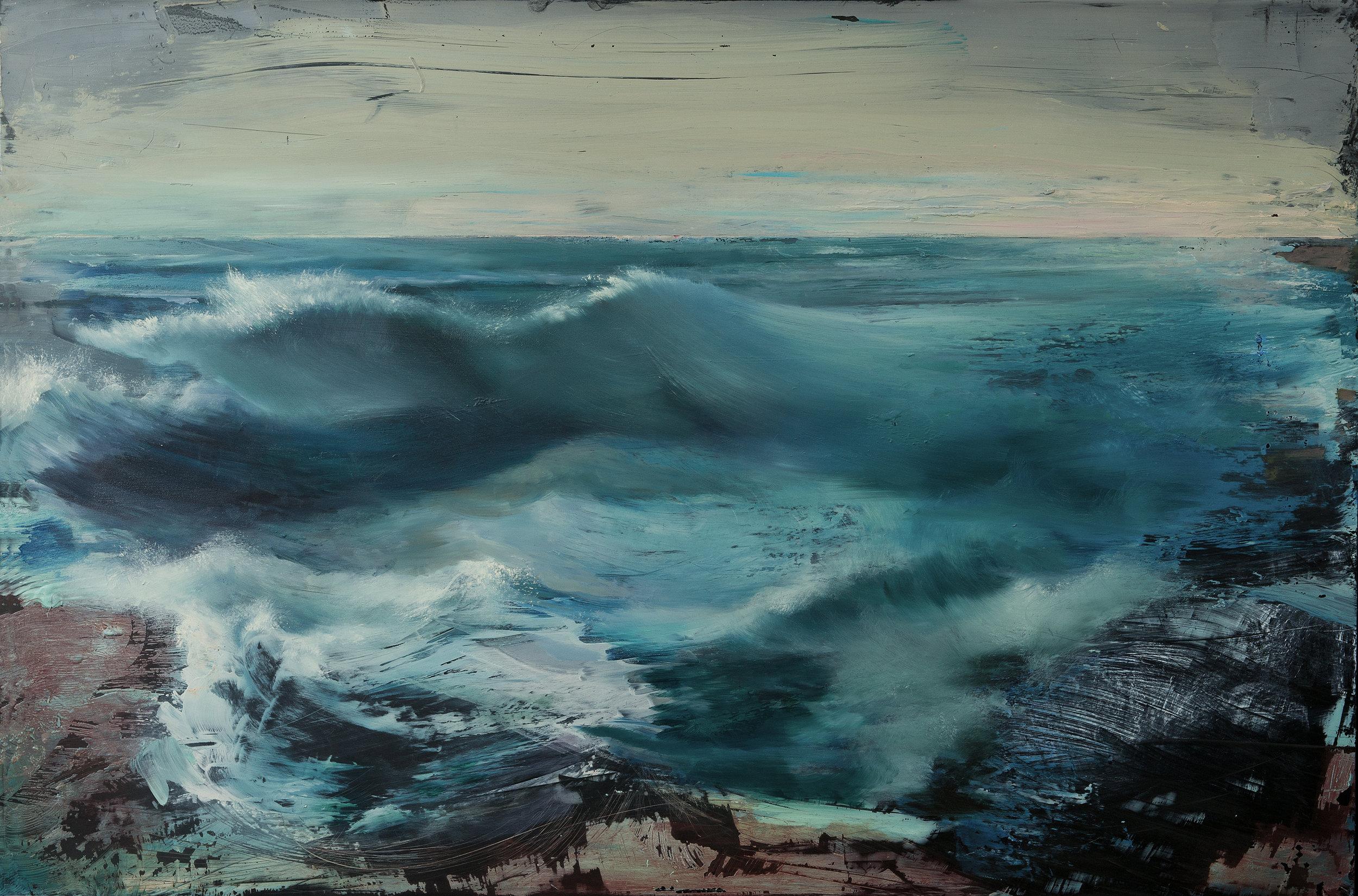 Tidewracked Shore