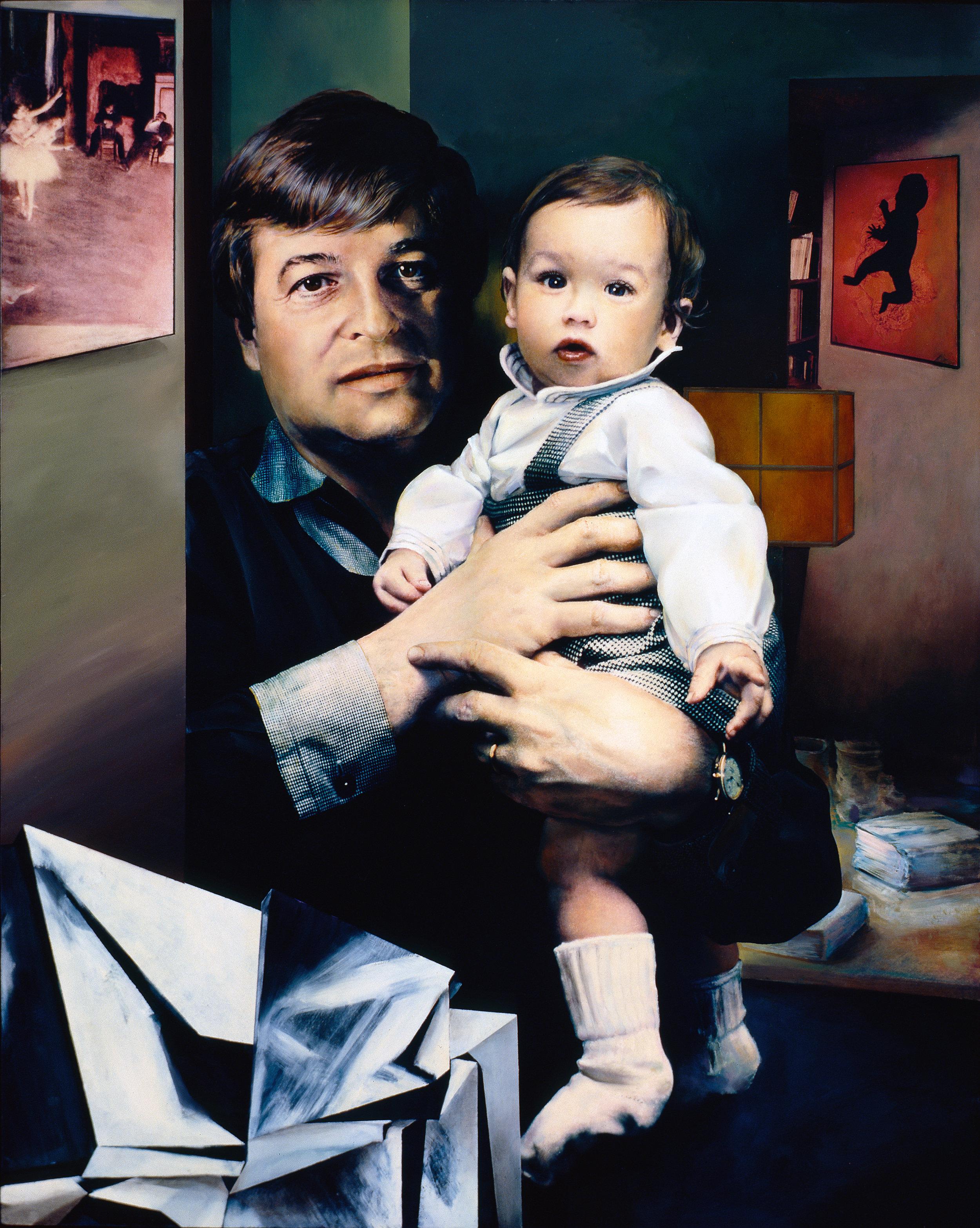 Portrait of Peter and Nicholas