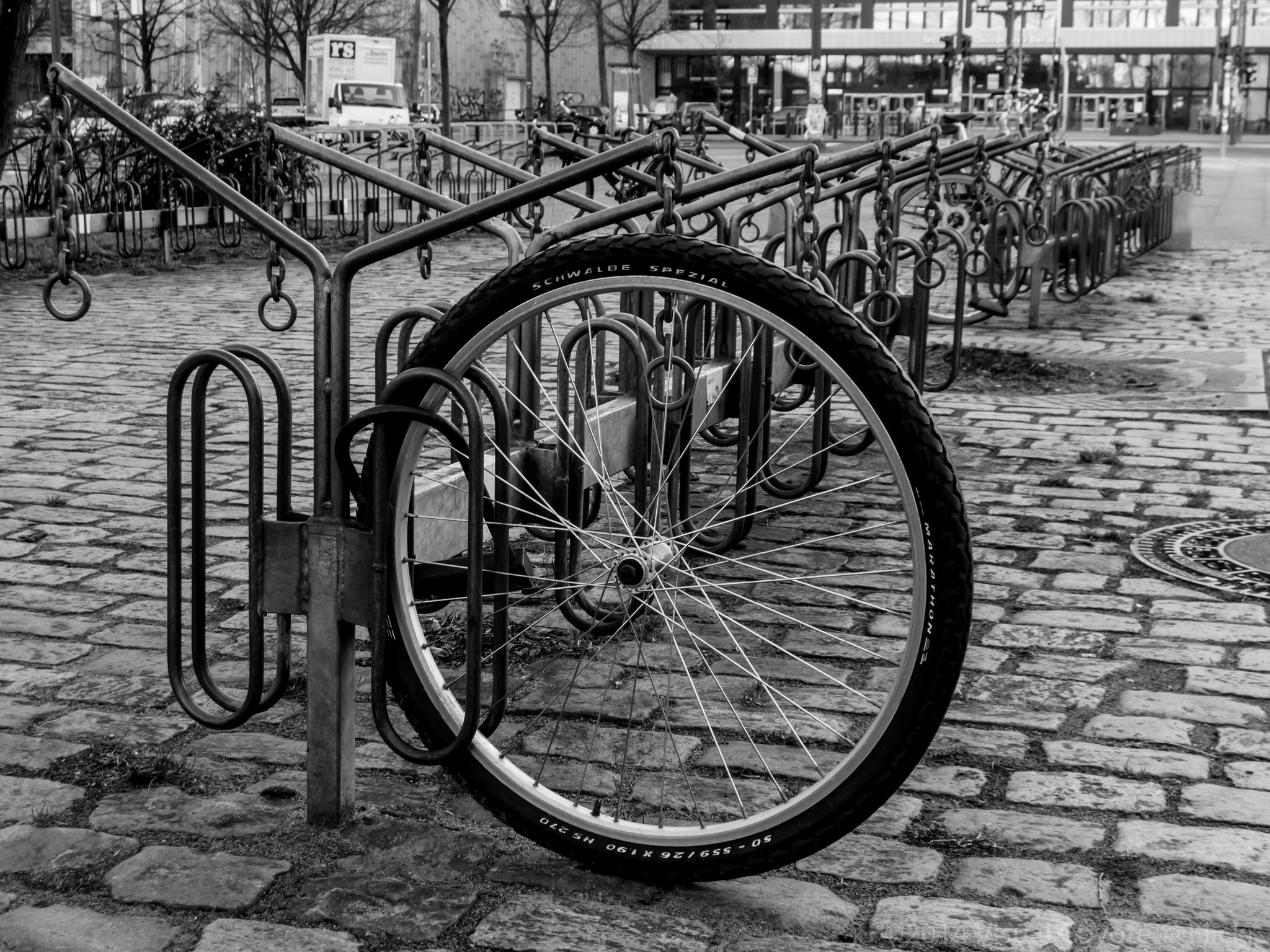 Stolen Bike by Visual Coyote (Flickr)