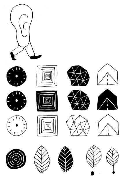 Illustrasjoner av Bon Tomme
