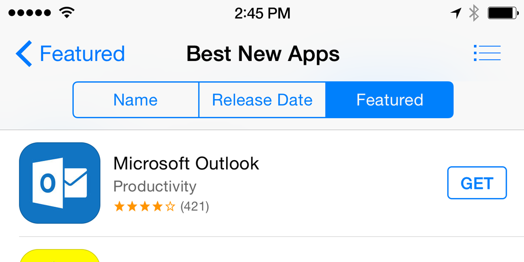 -  To configure your iPhone/iPad (iOS) for your Office 365 account. You may download and install the Outlook App from the App Store.AppStore OutlookOnce you have installed the app, please launch it to begin the setup process.