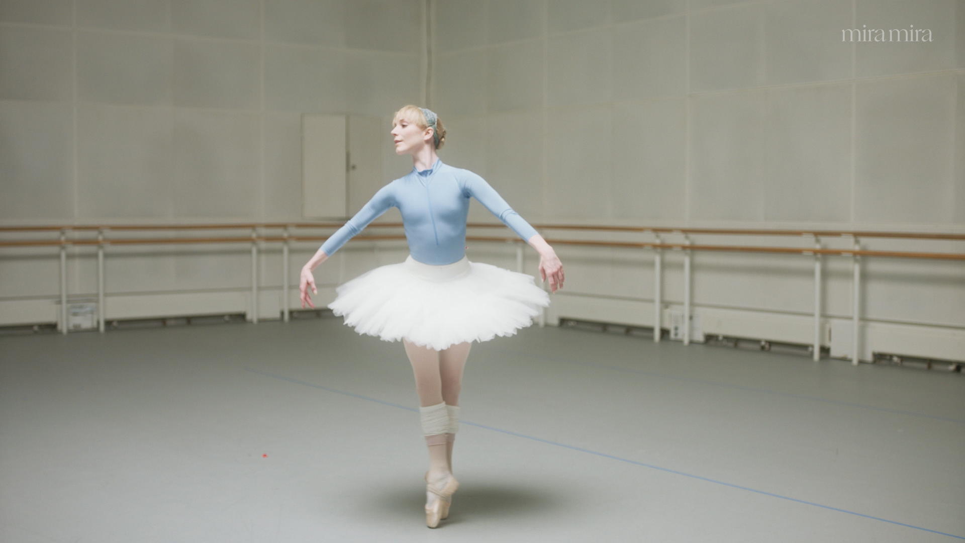 Sarah Lamb, principal dancer of The Royal Ballet
