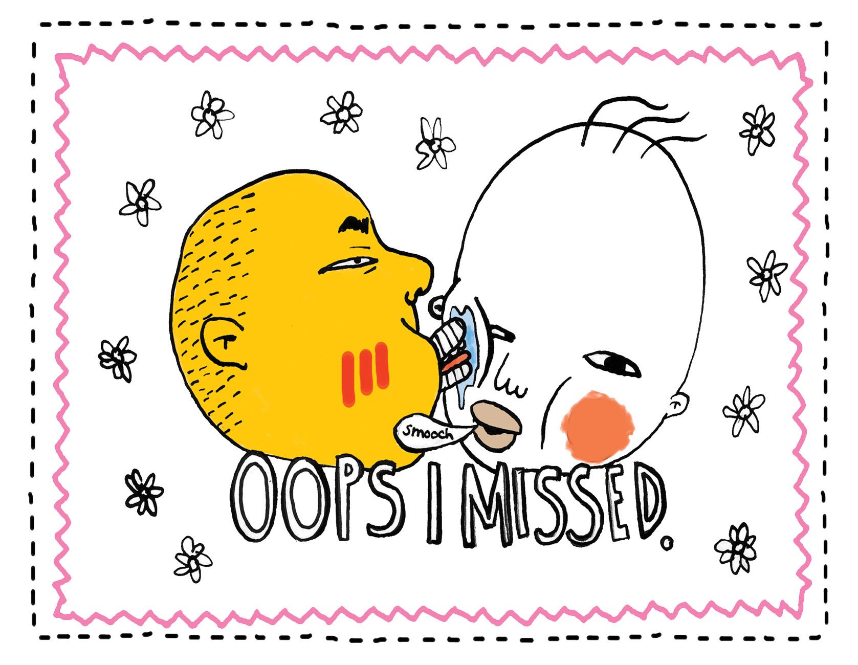 Oops I Missed