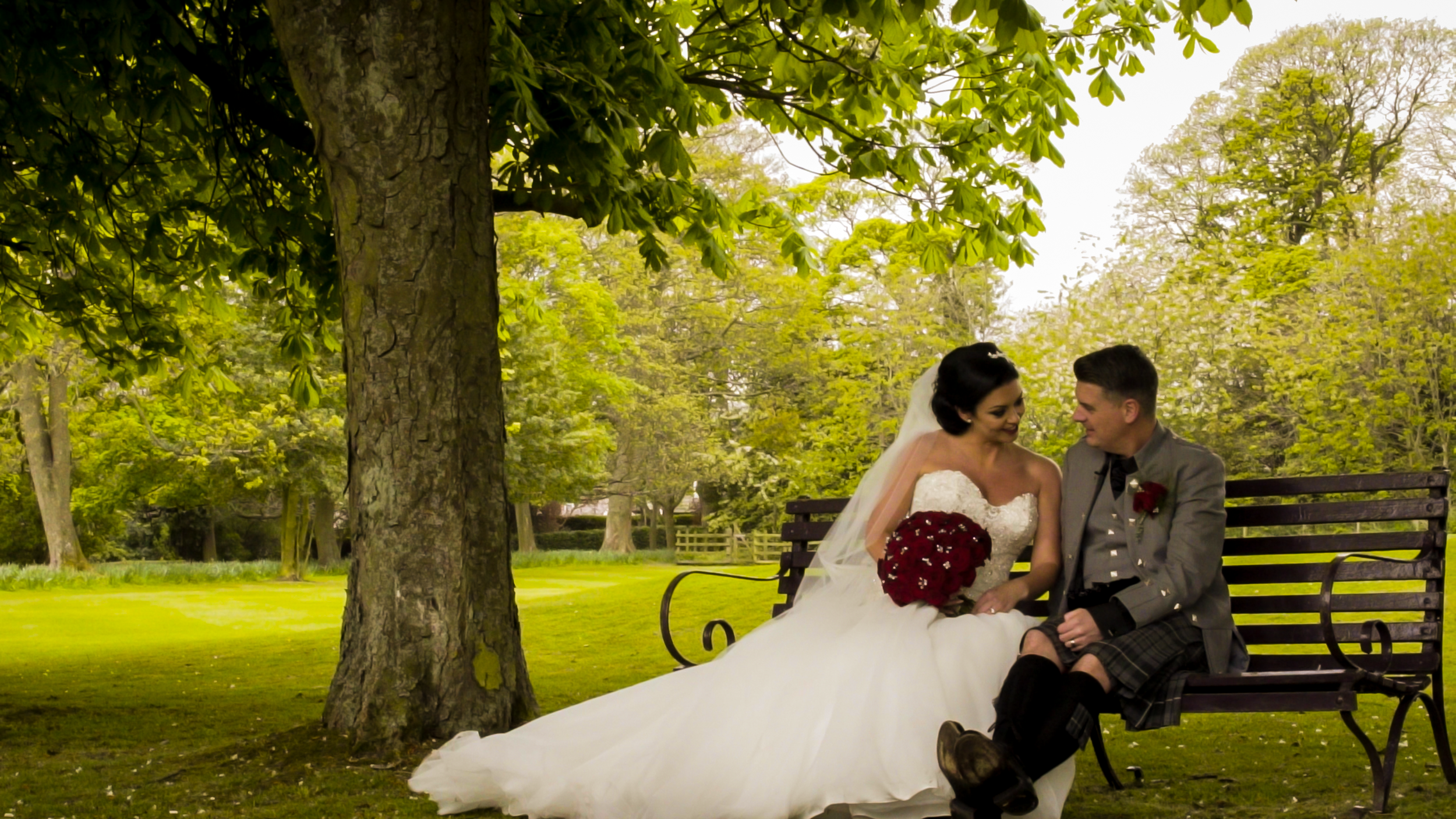 Ashley & raymond - Prestonfield House, Edinburgh