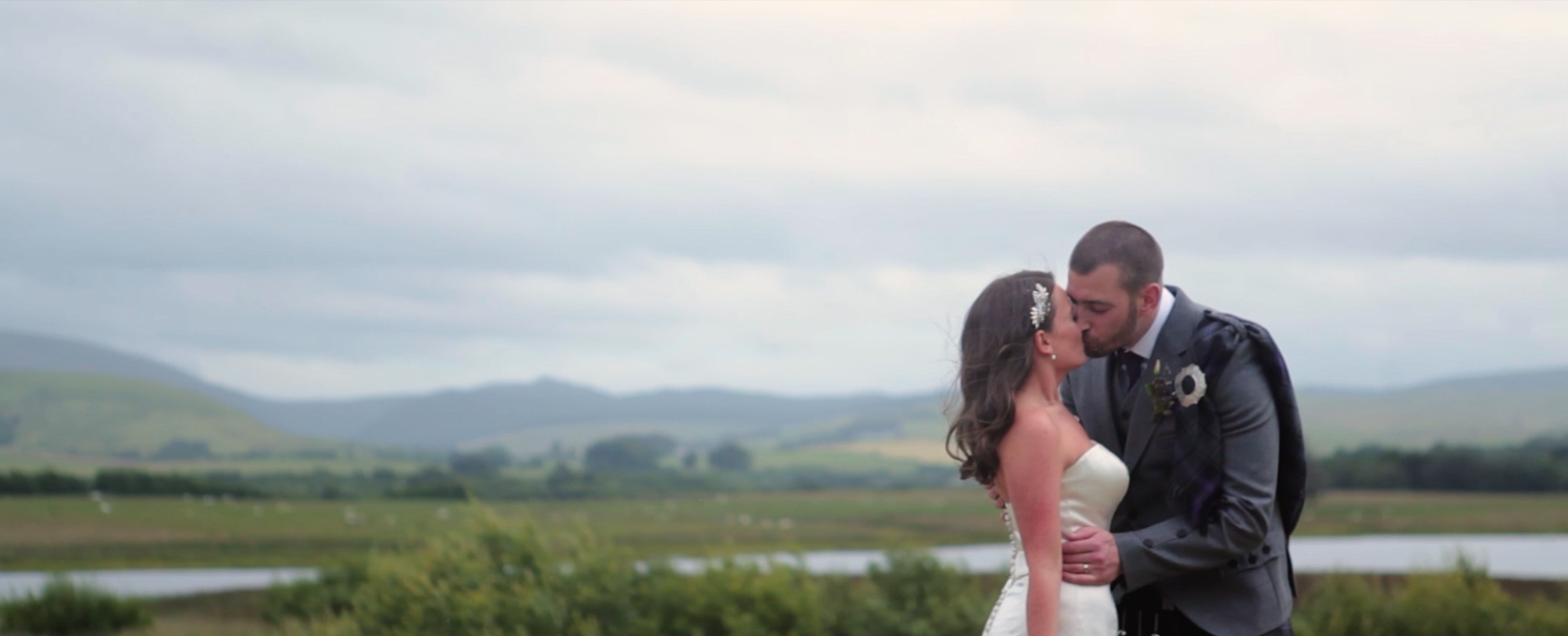 Rachel & Solomon - Lochside House, New Cumnock