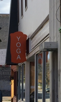 I took class at the beautiful  Yess Yoga  in South Minneapolis. Check it out!