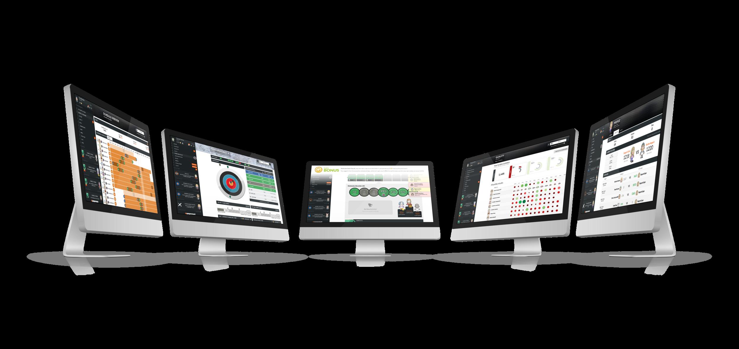 nGUVU gamification and employee engagement platform