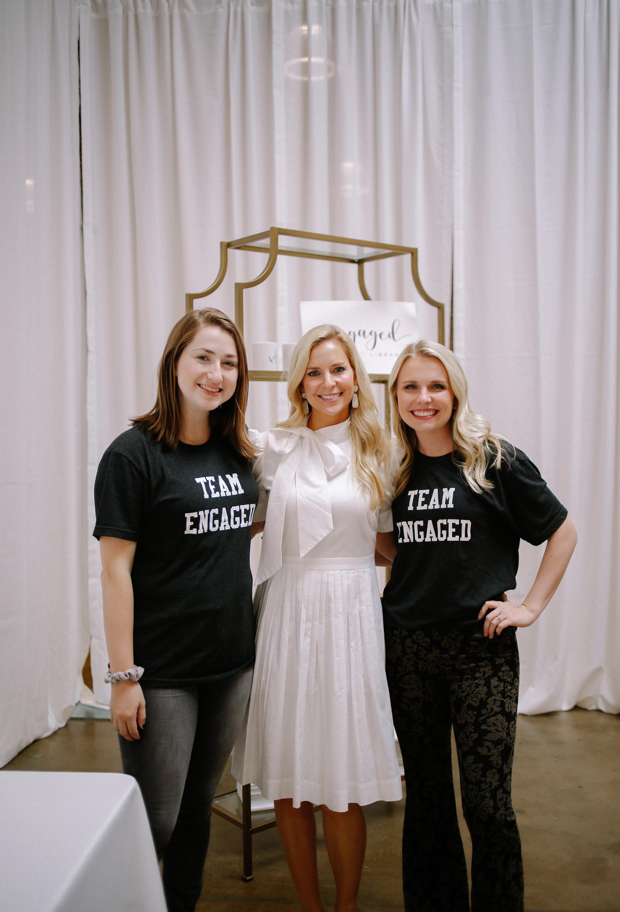 Engaged Staff