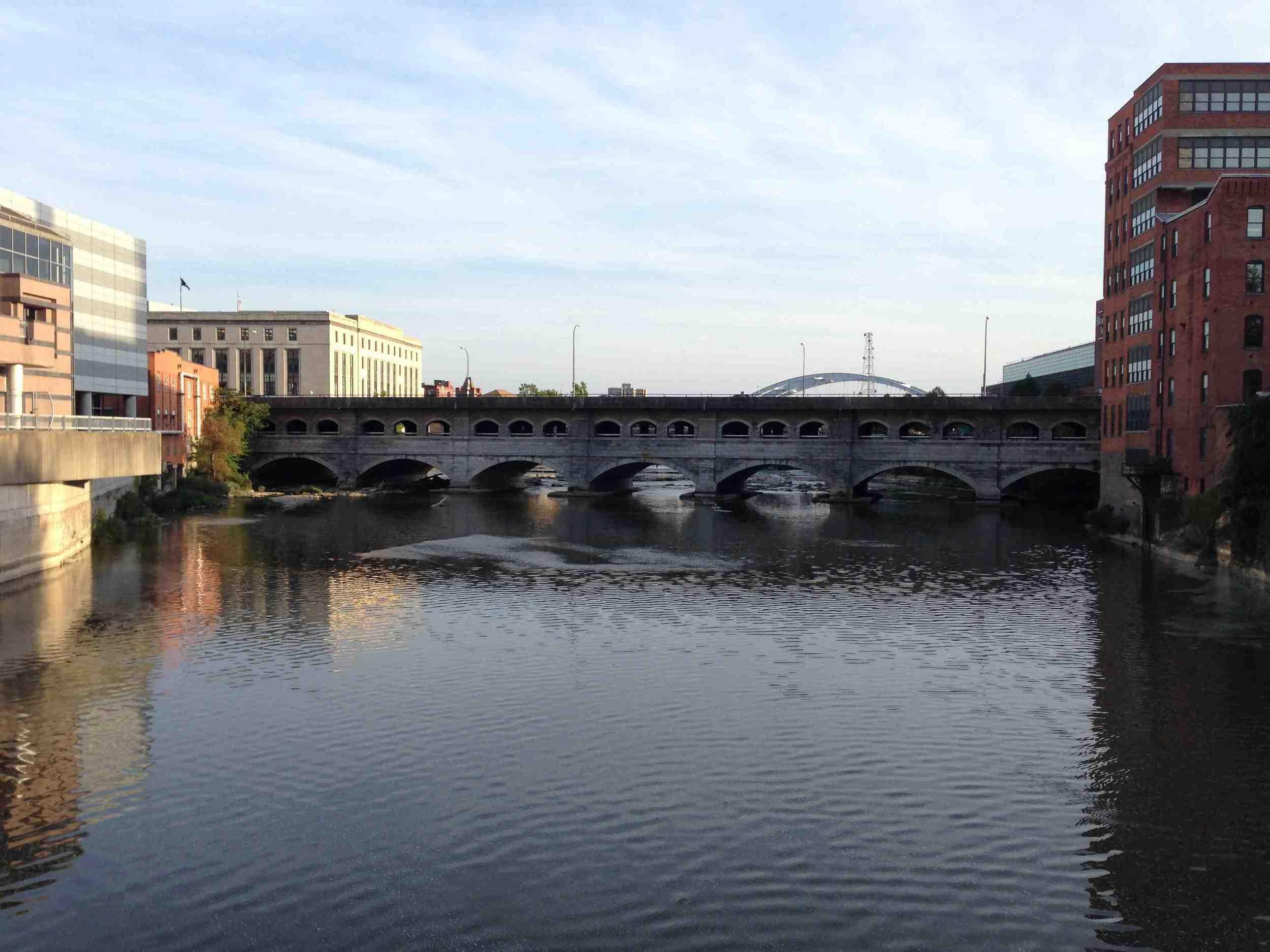 Aqueduct Bridge, Rochester, NY