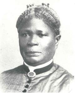 Salina Gray, photo taken post-Civil war