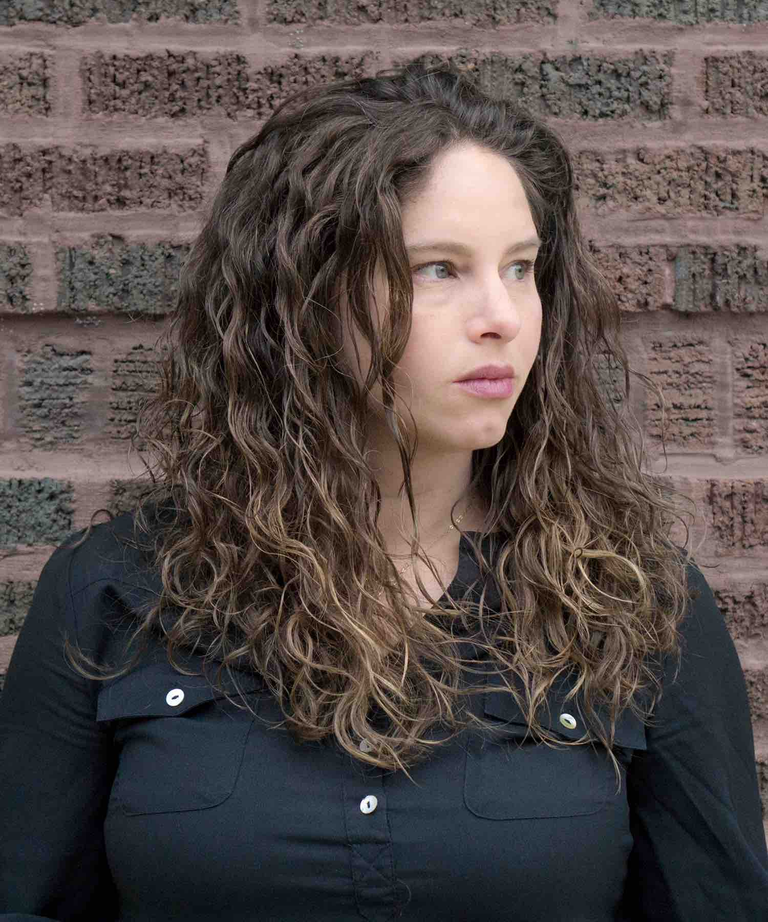 Photo of Jessica Ziparo by John McHugh