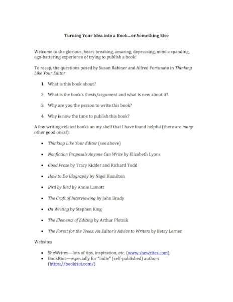Links to a brief handout.