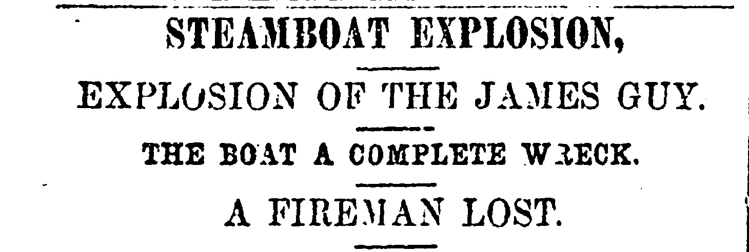 The headline of a long article on the particulars in the  Alexandria Gazette , October 23, 1862