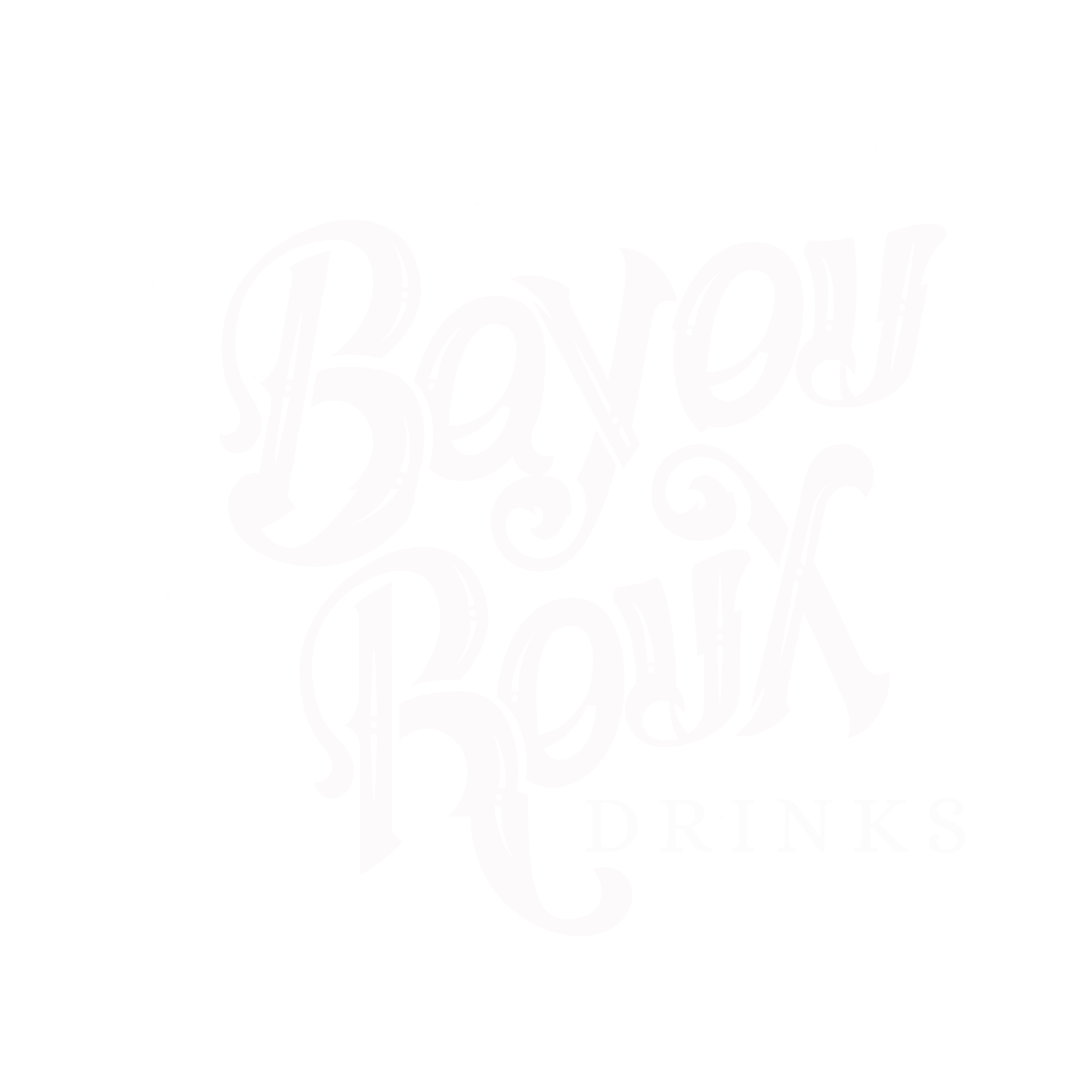 Bayou Roux Drinks