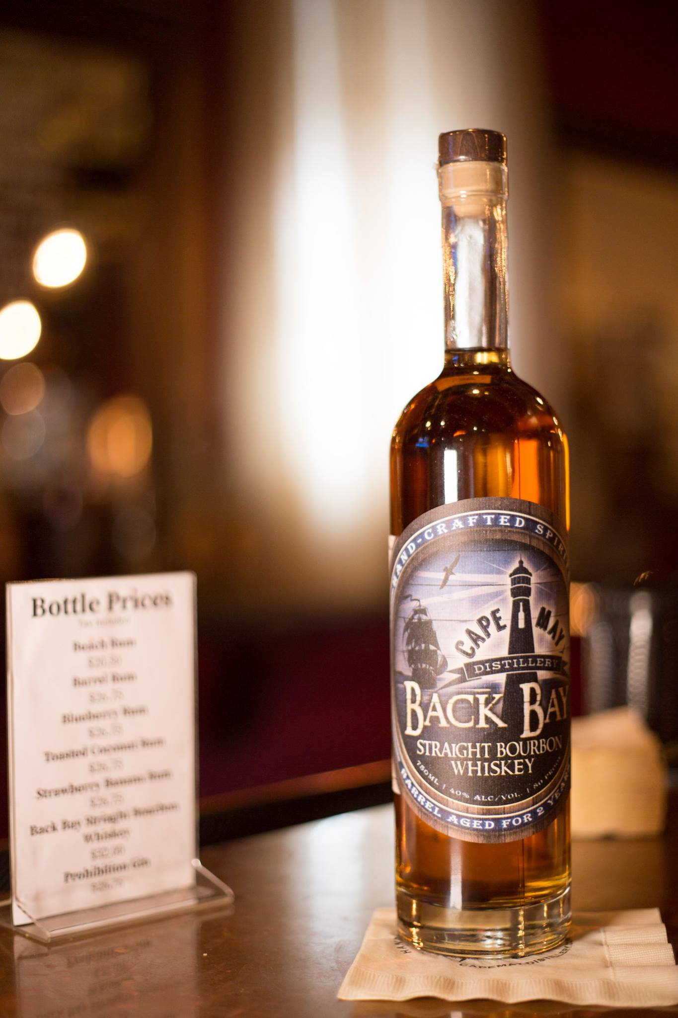 Photo Credit: Cape May Distillery