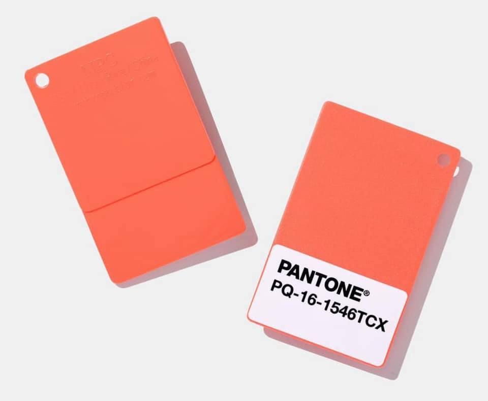 Photo:  Pantone
