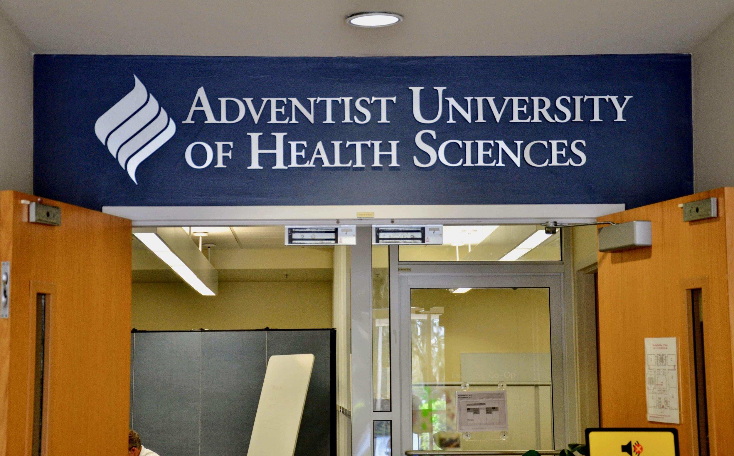 Adventist Signage and Installation -