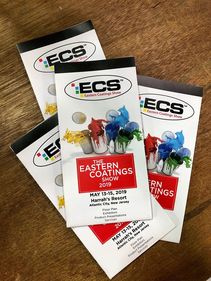 Featured Client: Eastern Coatings Show