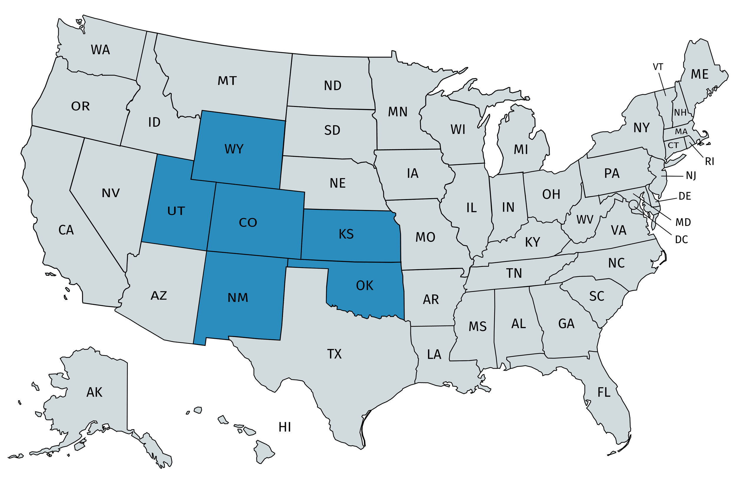 Courts below: 10th Circuit Courts of Appeals