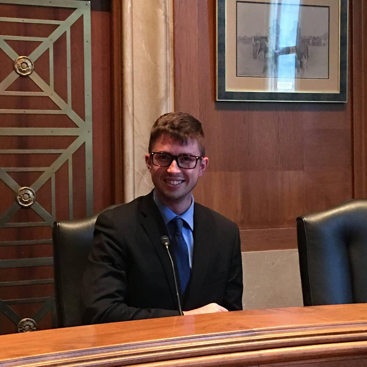 Contributor - Logan Cooper is a 3L at University of Arizona, James E. Rogers College of Law. He also serves at Editor-in-Chief of the Arizona Journal of Environmental Law & Policy. After graduation, he would like to continue his studies in Federal Indian Law and Environmental Law.